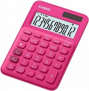 Le meilleur comparatif de : Calculatrice casio rose TOP 11 image 0 produit
