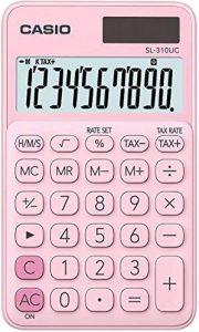 Le meilleur comparatif de : Calculatrice casio rose TOP 12 image 0 produit