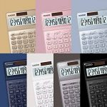 Le meilleur comparatif de : Calculatrice casio rose TOP 7 image 3 produit