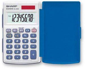 Le meilleur comparatif : Sharp calculatrice financière TOP 2 image 0 produit