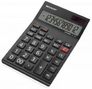 Le meilleur comparatif : Sharp calculatrice financière TOP 4 image 0 produit