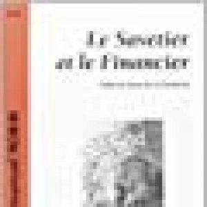 Le Savetier et le Financier, fable de Jean de La Fontaine, pour choeur mixte a cappella de la marque Emmanuel Robin image 0 produit