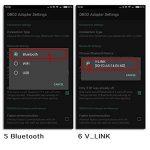 Lecteur de code de défaut Bluetooth Autool OBD Scanner C1 V1.5 For ElM327 For Torque le détecteur de code de diagnostic de panne de moteur OBD-II de l'outil d'analyse automatique de l'Android de couple OBDII OBD 2 de la marque image 4 produit