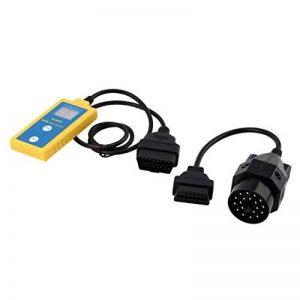 Lecteur de code de scanner de diagnostic d'outil de remise à zéro d'airbag d'AC808 Memo SRS de marque et de haute qualité pour la vente chaude de BMW de la marque Detectoy image 0 produit