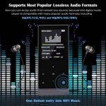 Lecteur de musique MP3Bluetooth 8Go Hi-Fi sans déperdition de son, avec fonctions radio FM et enregistreur vocal, boutons tactiles, capacité de prise en charge extensible jusqu'à 32Go (noir) de la marque Newiy Start image 4 produit