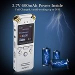 lecteur mp3 dictaphone TOP 0 image 3 produit