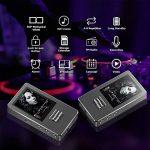 Lecteur MP3, GotechoD baladeur MP3 MP4 8GB avec Rouleau d'Ajustement, Taille d'écran 1.8 Pouce Affichage en Couleur,dictaphone,Radio FM,vidéo,E-Book,chronomètre, Extensible jusqu'à 128GB de la marque GotechoD image 3 produit