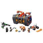 Lego - L'Arsenal sur Chenilles D'Axl Jouet, 72006, Multicolore de la marque Lego image 1 produit