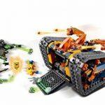 Lego - L'Arsenal sur Chenilles D'Axl Jouet, 72006, Multicolore de la marque Lego image 2 produit