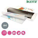 LEITZ 16926Mat Lot de 100pochettes de plastification A4125microns Lot de 100 de la marque Leitz image 3 produit