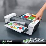 Leitz iLam Easy Plastifieuse A3 - Blanc/Vert de la marque Leitz image 4 produit
