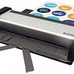 Leitz iLAM Touch Turbo Pro Laminoir à chaud Noir, Argent - Machines à laminer (Laminoir à chaud, 32 cm, 1 min, 75 µm, 250 µm, Pochette) de la marque Leitz image 4 produit