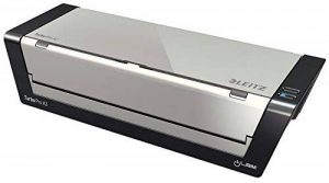 Leitz Plastifieuse A3, Argentée, iLAM Touch Turbo Pro, 75190000 de la marque Leitz image 0 produit