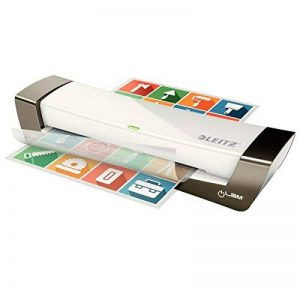 Leitz Plastifieuse A4, Argentée, iLAM Office, 72510084 de la marque Leitz image 0 produit