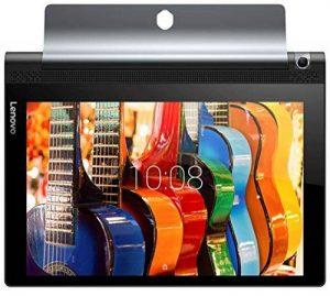 """Lenovo Yoga Tab 3 Pro Tablette Tactile avec projecteur 10"""" QHD Noir (Intel Z8550, 4 Go de RAM, Disque Dur 64 Go, Android, Wi-FI) + Projecteur intégré 50 Lumens 4000mAh de la marque Lenovo image 0 produit"""