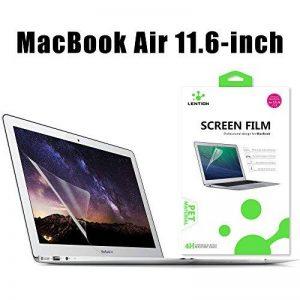 LENTION Protecteur d'écran Anti-Rayures pour MacBook Pro (13 Pouces, mi-2010 à mi-2012) Modèle A1278, LENTION HD Protecteur d'écran 13.3 Pouces, Dureté 4H, Facile à Installer de la marque LENTION image 0 produit