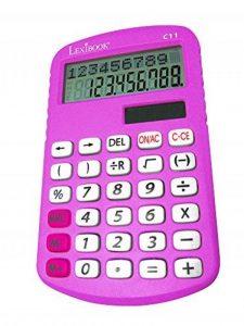 LEXIBOOK C11z–Line Double Calculatrice de l'école Primaire de la marque LEXIBOOK image 0 produit