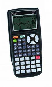 LEXIBOOK Calculatrice Graphique 262 Fonctions, Mode Examen, Fonctions scientifiques, statistiques, 1 an de soutient Scolaire, Noir, GC3000FR de la marque LEXIBOOK image 0 produit