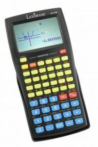 Lexibook GC1750FR Calculatrice lycée graphique baccalauréat 360 fonctions de la marque LEXIBOOK image 0 produit