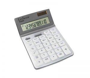 Lexibook PLC 252 Calculatrice de Bureau Professionnelle solaire grand format grise de la marque LEXIBOOK image 0 produit