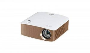 LG Minibeam PH150G Vidéoprojecteur LED HD 1280 x 720 - 130 Lumen - avec Batterie de la marque LG image 0 produit