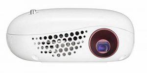 LG PV150G Vidéoprojecteur LED WVGA 854 x 480 Blanc - 100 Lumen de la marque LG image 0 produit