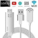 Lightning MHL vers HDMI Adaptateur pour iPhone iPad et Samsung, smartphones, Boscheng Plug and Play câble adaptateur HDTV pour la duplication d'écran sur HDTV Vidéoprojecteur de la marque Boscheng image 1 produit