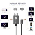 Lightning vers câble HDMI, Smilerplus iPhone au câble adaptateur HDMI 1080p HDTV AV numérique câble adaptateur pour iPhone, iPad, iPod, Vidéoprojecteur de la marque Smiler+ image 2 produit