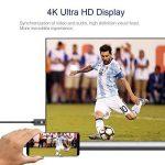 Lightning vers câble HDMI, Smilerplus iPhone au câble adaptateur HDMI 1080p HDTV AV numérique câble adaptateur pour iPhone, iPad, iPod, Vidéoprojecteur de la marque Smiler+ image 1 produit