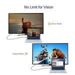 Lightning vers câble HDMI, Smilerplus iPhone au câble adaptateur HDMI 1080p HDTV AV numérique câble adaptateur pour iPhone, iPad, iPod, Vidéoprojecteur de la marque Smiler+ image 3 produit