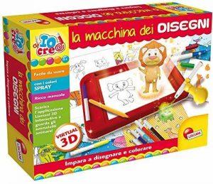 Lisciani Jeux 63758–Je crée la Machine des Dessins de la marque Lisciani Giochi image 0 produit