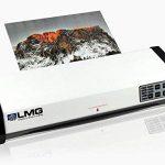 LMG | Plastifieuse automatique - Jusqu'à A3 - Plastifieuse haute performance de première qualité, jusqu'à 2 x 250 MIC - Stratification à froid possible - 1000mm/minute | Avec 200 Pochettes A3 et A4 de la marque LMG Premium Manufacturer image 3 produit