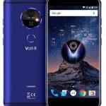 Logicom Volt-R Smartphone vidéoprojecteur débloqué 4G (Ecran: 5, 5 pouces - 32 Go - Double SIM - Android 7. 0 Nougat - Projection HD 720p - jusqu'à 200 pouces / 5 mètres - 4h d'autonomie) Bleu métallisé de la marque Logicom image 1 produit