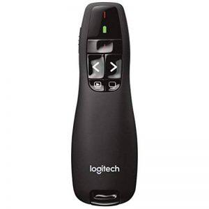 Logitech - Wireless Presenter - R400 - Télécommande de présentation pour ordinateur portable de la marque Logitech image 0 produit