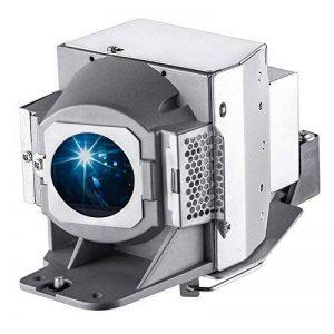 Loutoc 5J.J7L05.001/5j.j9h05.001Ampoule Lampe pour BenQ W1070W1080ST W1070+ W1080ST + W1070+ W Ampoule Lampe de Remplacement pour vidéoprojecteur, avec boîtier de la marque LOUTOC image 0 produit