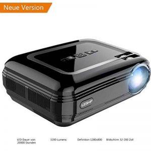 luminosité vidéoprojecteur TOP 3 image 0 produit