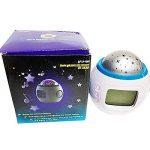 Lumière de nuit pour enfant 'pièce Vidéoprojecteur–Ciel étoiles Réveil | | Sleeping Musique de la marque LBBC image 1 produit