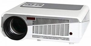 Luxburg LUX3000 Full HD LCD Projecteur 3000 Lumens Native Resolution 1280*800 Compatible avc 1080p HDMI, USB, Wi-FI, Micro SD, , VGA, Yprpb, RJ45, DLNA, Android 4.2 de la marque Luxburg® image 0 produit