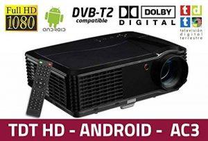 Luximagen HD700 Projecteur avec WiFi, Android, Tdt, USB, HDMI, AC3 de la marque Luximagen image 0 produit