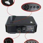 Luximagen HD700 Projecteur avec WiFi, Android, Tdt, USB, HDMI, AC3 de la marque Luximagen image 3 produit