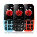 M-Horse B2000 Téléphones Portables à Grosses Touches 2.4'' GSM Super Haut-Parleur 2000mAh Grosse Batterie Dual SIM Double Veille Radio FM Appareil Photo Numérique Enregistreur Vocal Voix Joueur -Noir de la marque M-HORSE image 4 produit