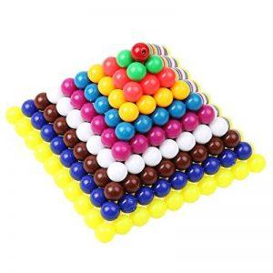 MagiDeal Jeu Educatif Enfants Montessori Perles Kit Jouet de Calcul Racine Carrée Nombre 1 à 10 Matériel Education Précoce Exercice Mathématiques de la marque MagiDeal image 0 produit