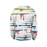 Manadlian-T Shirt De FêTe d'impression 3D De FantôMe d'halloween Sweat à Capuche Lovers de la marque Manadlian-T+Shirt image 1 produit