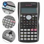 Mathmatic–Handheld multifonction 2lignes écran calculatrice Scientifique 82Ms-a Portable multifonctionnel calculatrice de la marque Mathmatic image 3 produit