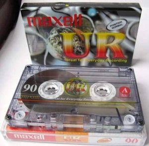 Maxell Cassette Audio UR 90 minutes - lot de 60 pieces de la marque marque+generique image 0 produit