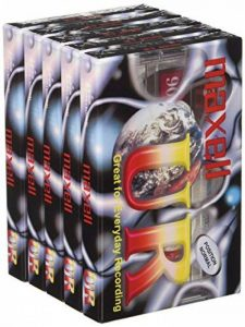 Maxell Cassette audio UR 90 Pack de 5 de la marque Maxell image 0 produit