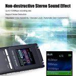 meilleur enregistreur numérique portable TOP 2 image 2 produit