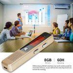 meilleur enregistreur numérique portable TOP 9 image 1 produit
