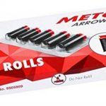 Meto Étiqueteuse de main Accessoires tintenrollen pour Arrow S, 5pièces, noir Convient pour Arrow S, 9505909 de la marque Meto image 2 produit