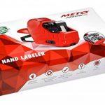Meto Étiqueteuse de main Arrow M 9505486, 1pièce, prête à 2lignes de 16chiffres pour étiquettes 22x 16mm de la marque Meto image 4 produit